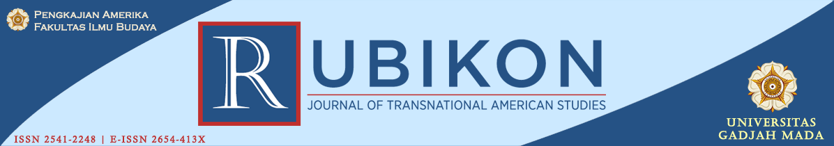 Rubikon: Journal of Transnational American Studies