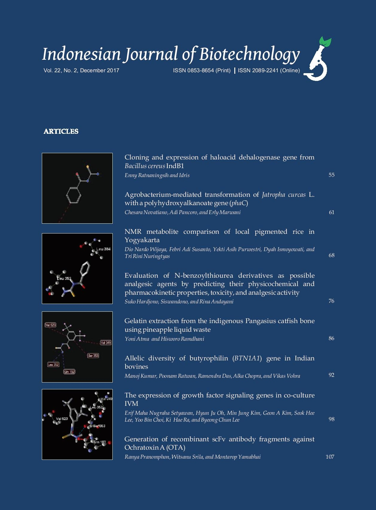 Cover IJBiotech Dec 2017